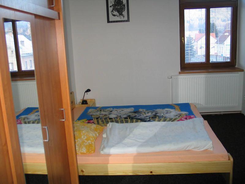 Apartmán B ložnice